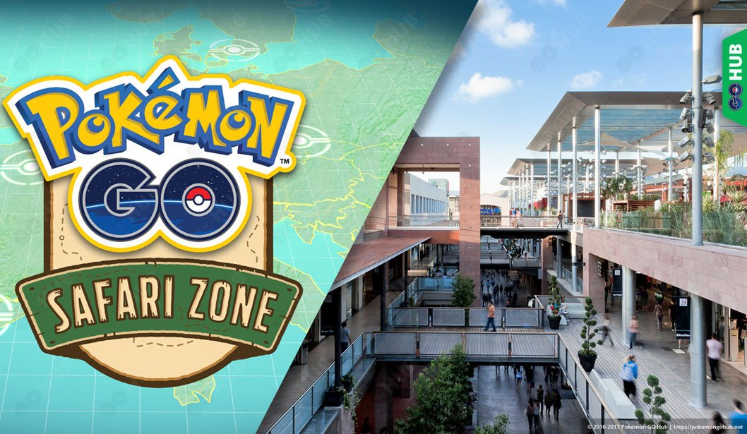 Pokemon GO Safari Zone Barcelona