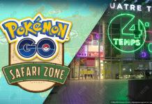 Pokémon GO Safari Zone Paris