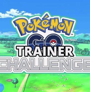 Pokémon Go Trainer Challenge Banner