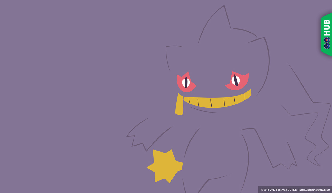 Shuppet and Banette in Pokemon GO
