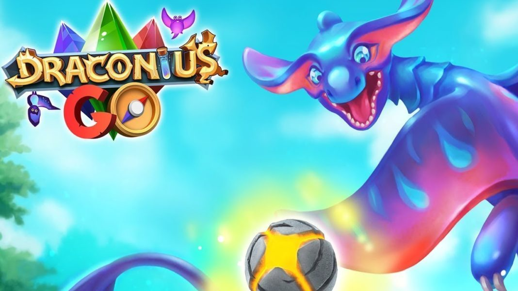Draconius GO Review