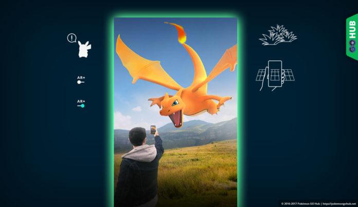 AR Plus Pokémon GO
