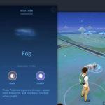 Pokemon GO Foggy Weather