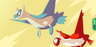 Pokémon GO Latias and Latios
