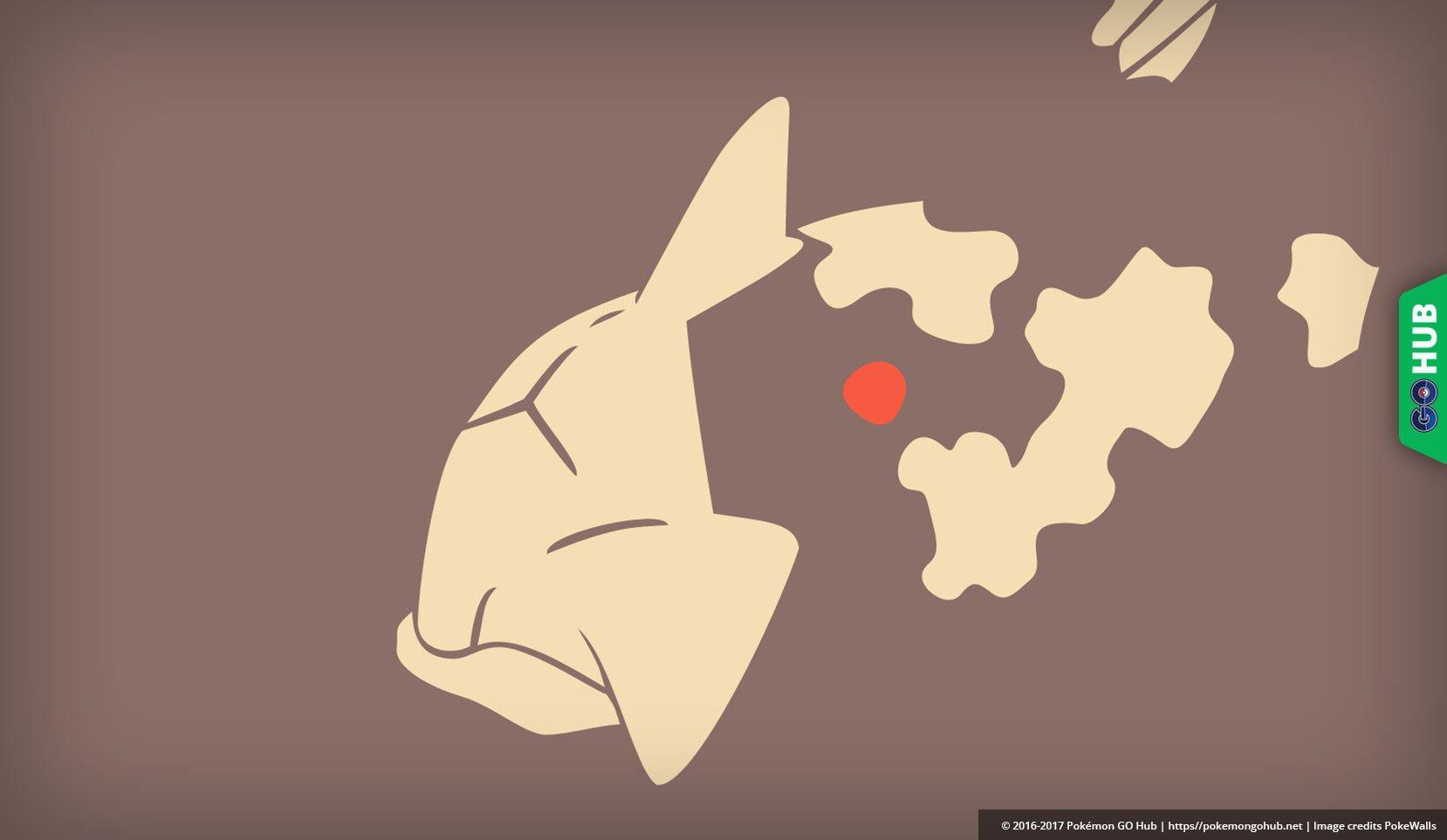 Pokémon GO Relicanth