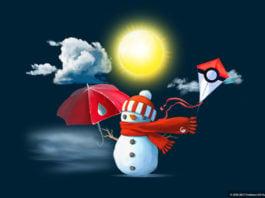 Weather Pokemon GO