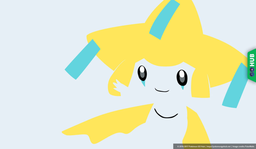 Jirachi in Pokémon GO | Moves, stats, ability, weather, weakness