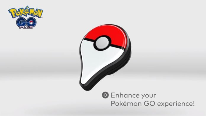 Pokemon GO Plus in 2018