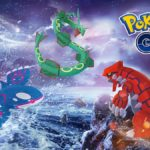 Legendary Week: Kyogre, Groudon and Rayquaza