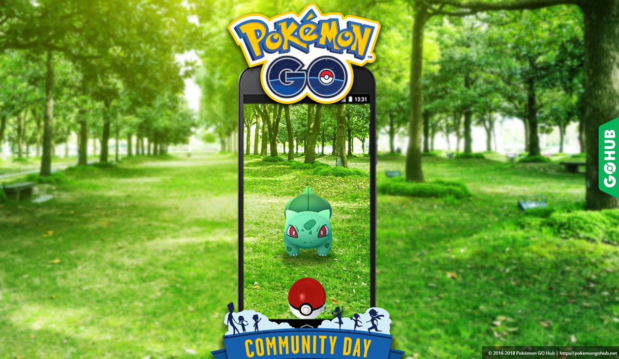 06a697dd0 March Community Day #3 Guide: Bulbasaur | Pokemon GO Hub