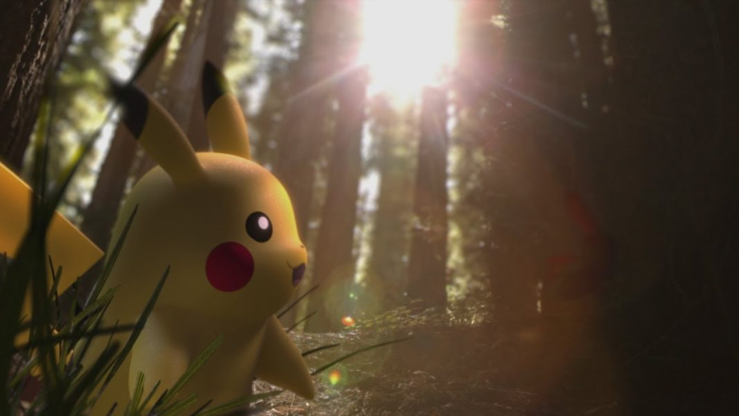 A new promotional video for Pokémon GO unveiled
