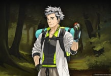 Pokémon GO Quests featuring Prof. Willow