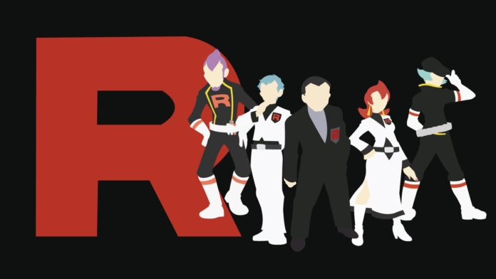 Team Rocket Clothing