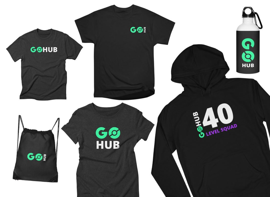 GO Hub T-Shirts, Hoodies and more