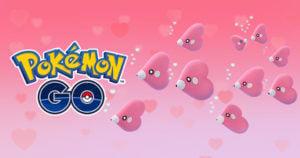 Week 07 Pokemon GO Valentines Day 2018