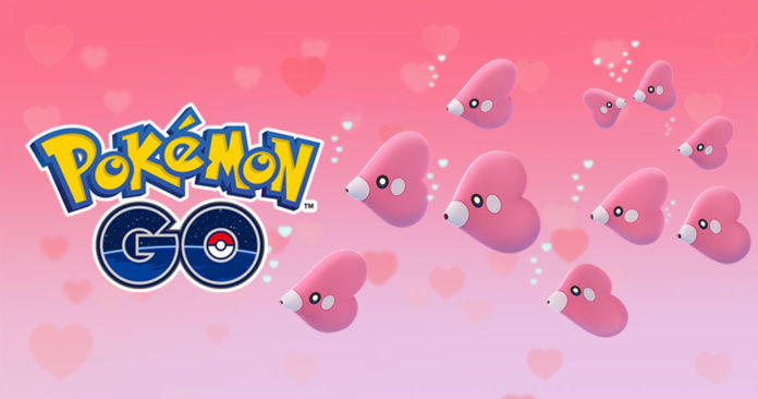 Pokemon GO Valentines Day 2018 event is live featuring Shiny Luvdisc, Chansey and 3X Stardust!
