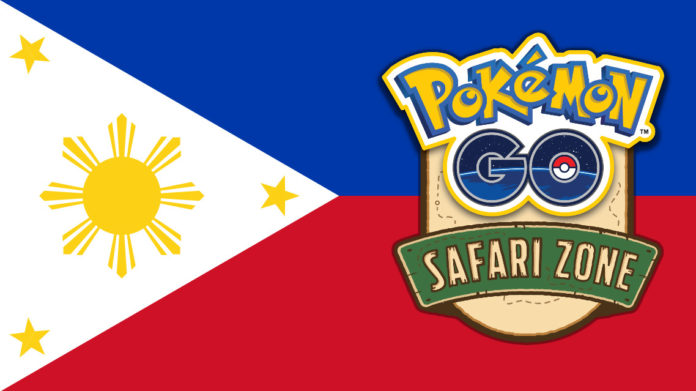 Players in the Philippines Petition for a local Safari Zone event