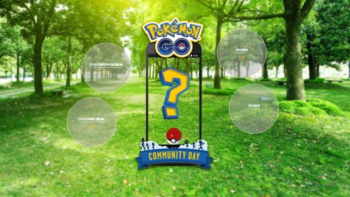 Community day speculation