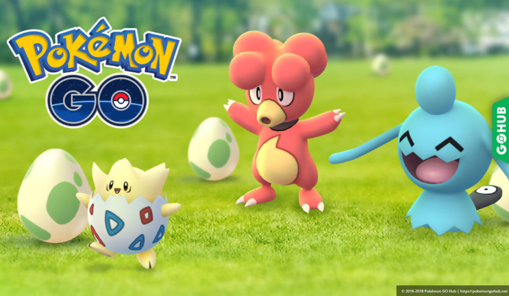 The Pokémon GO Eggstravaganza Returns for More Hatching Excitement!