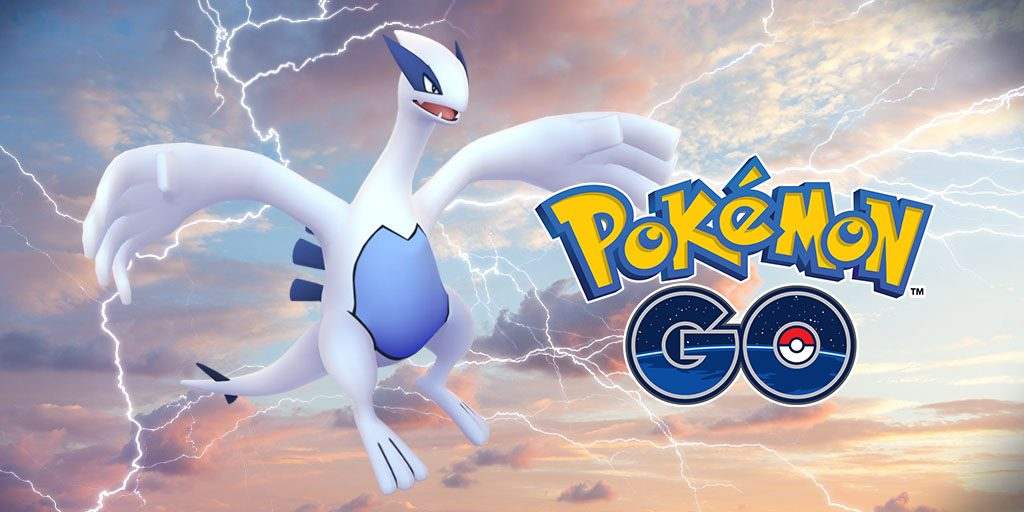 This Week - Lugia Raid