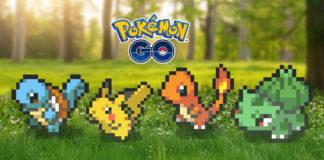 8-Bit Pokémon GO