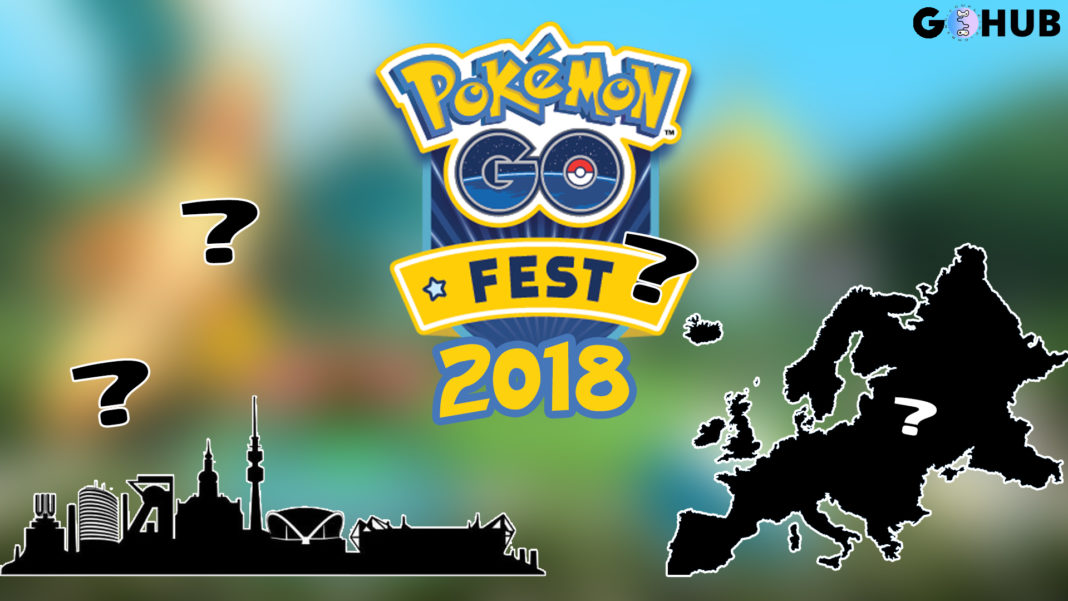 Niantic allegedly plans to host a big event in Dortmund, Germany this summer