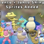 Kanto and Johto Shiny sprites confirmed in the network traffic!