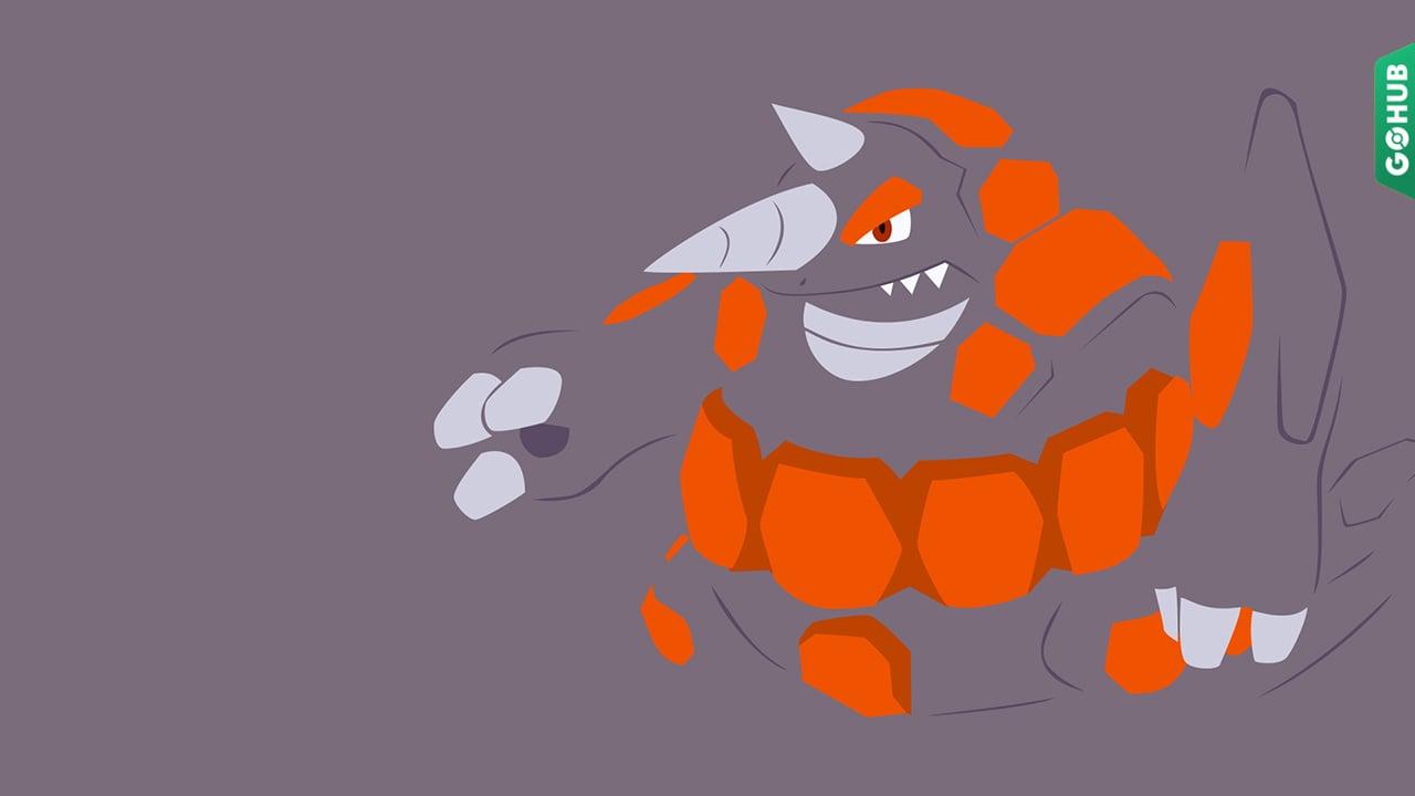 Rhyperior | Pokemon GO Hub
