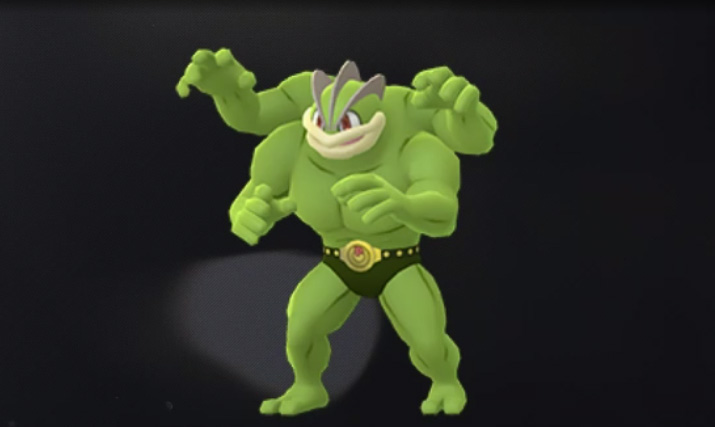 shiny machamp pokemon go