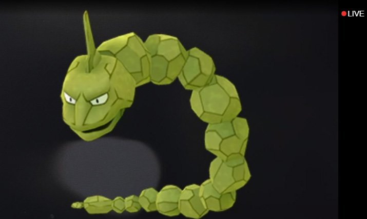 shiny onix pokemon go