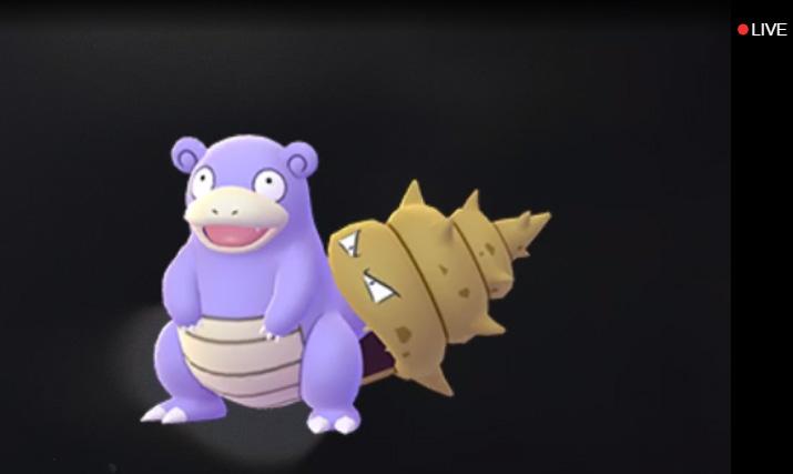 shiny slowking pokemon go