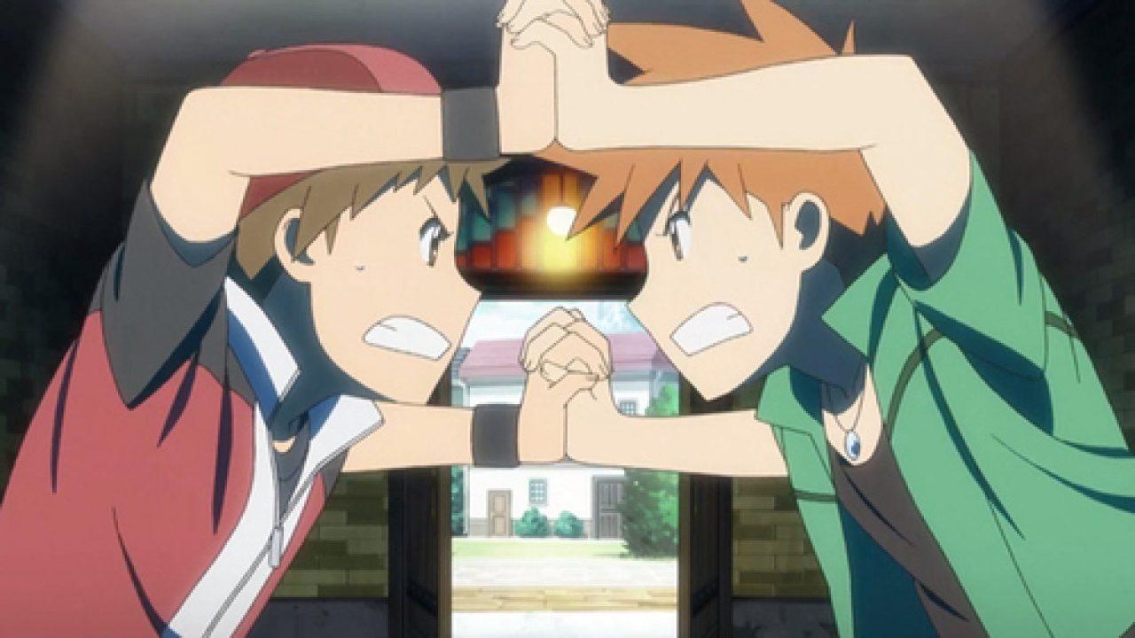 Trainer Rivalry Red Vs Blue Ash Vs Paul You Vs Pokemon