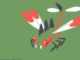 Yanmega Pokémon GO