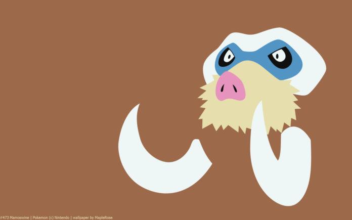 Pokémon GO Mamoswine