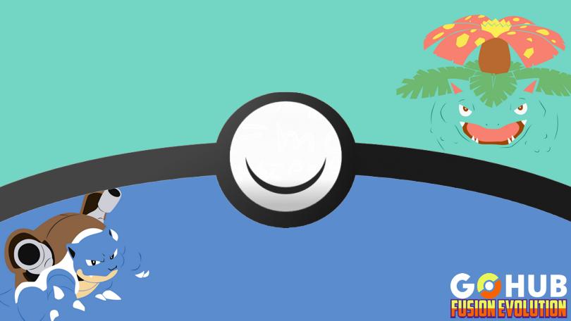 conceptual pokémon fusion july 2018 venustoise pokemon go hub