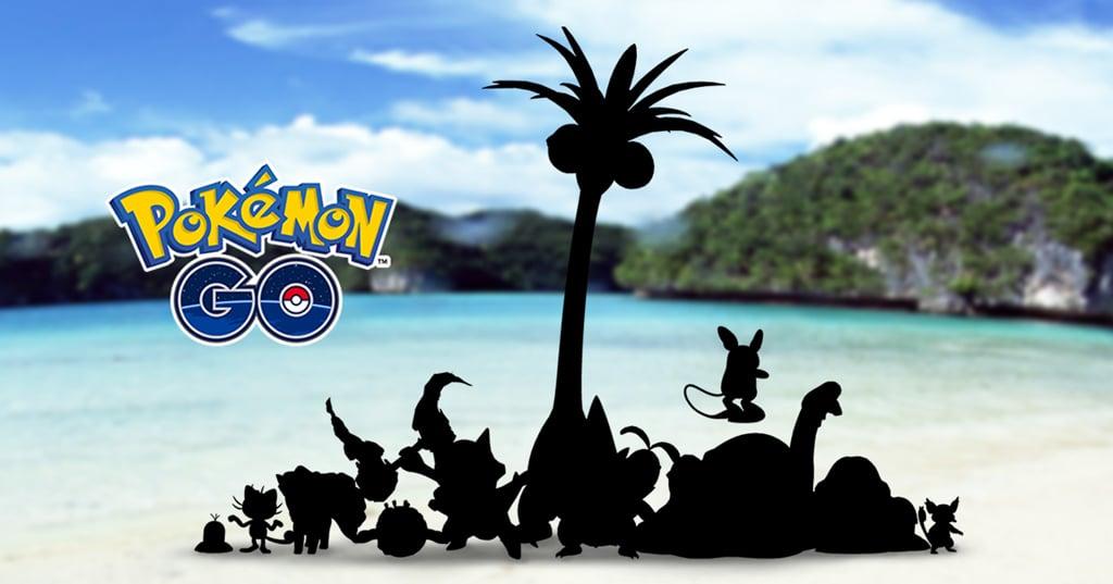 Pokémon GO Alola Forms | Pokemon GO Hub