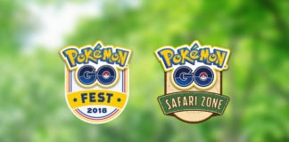 Pokémon GO Fest and Safari Zone 2018