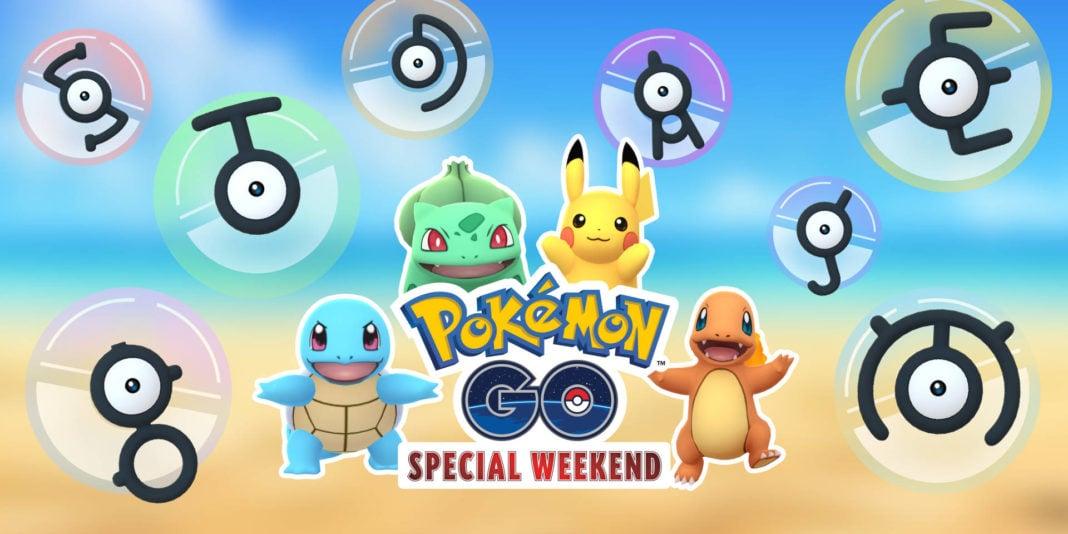Pokemon GO Special Weekend in Japan