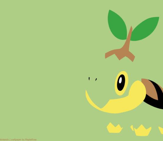 Pokemon GO Turtwig