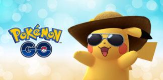 Summer Hat Pikachu