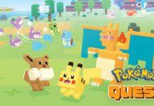 Pokemon GO Quest