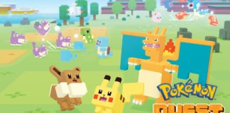 Pokemon GO Quest