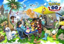 Generation IV Pokemon GO