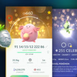 New in Pokemon GO 0.111.2 update: Lucky Pokemon, new Berries, Celebi encounter, friend sorting and more