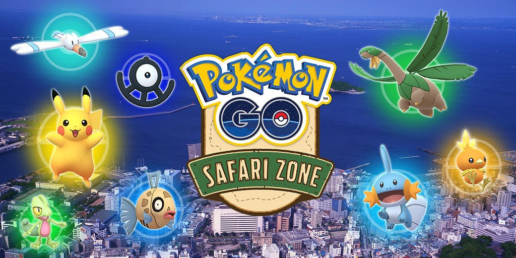 Yokosuka Safari Zone 2018 Announcement