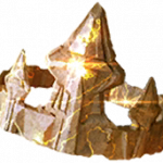 King's Rock Evolution Item