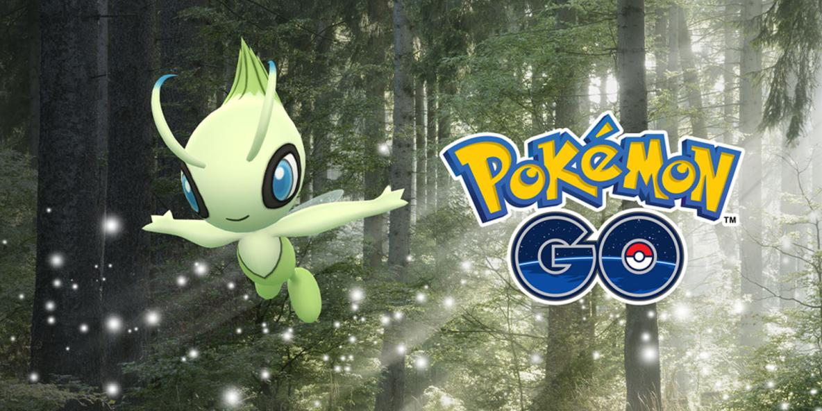 Pokemon Go to Launch New Mythical Pokemon Research Quest