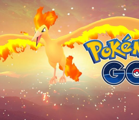 Pokemon GO Sky Attack Moltres in the meta game