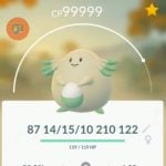 Pokemon GO Shiny Chansey