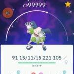 Pokemon GO Shiny Mr.Mime